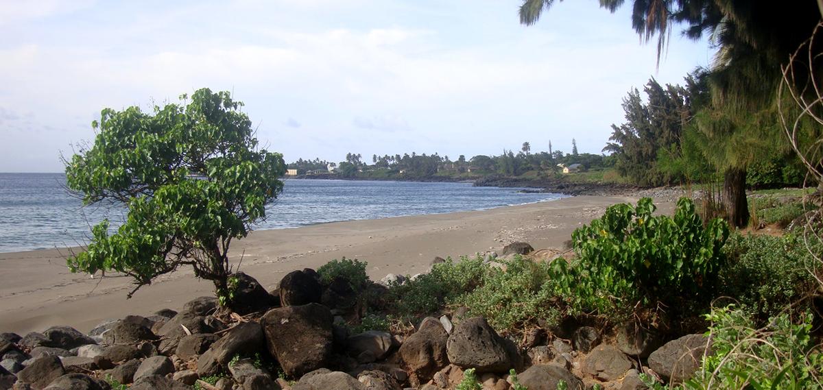 Kalaupapa, Molokai, Hawaii.