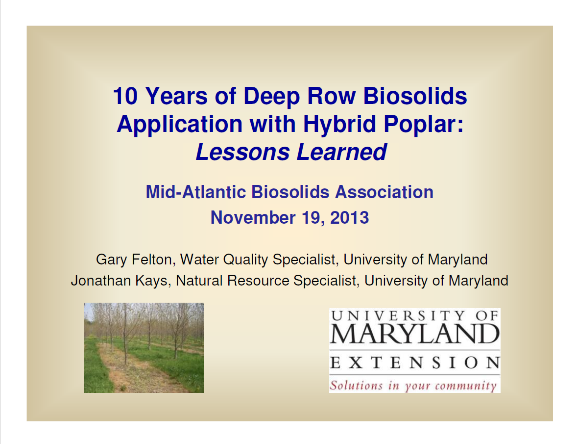 10 years of deep row biosolids application with hybrid poplar lessons learned.png