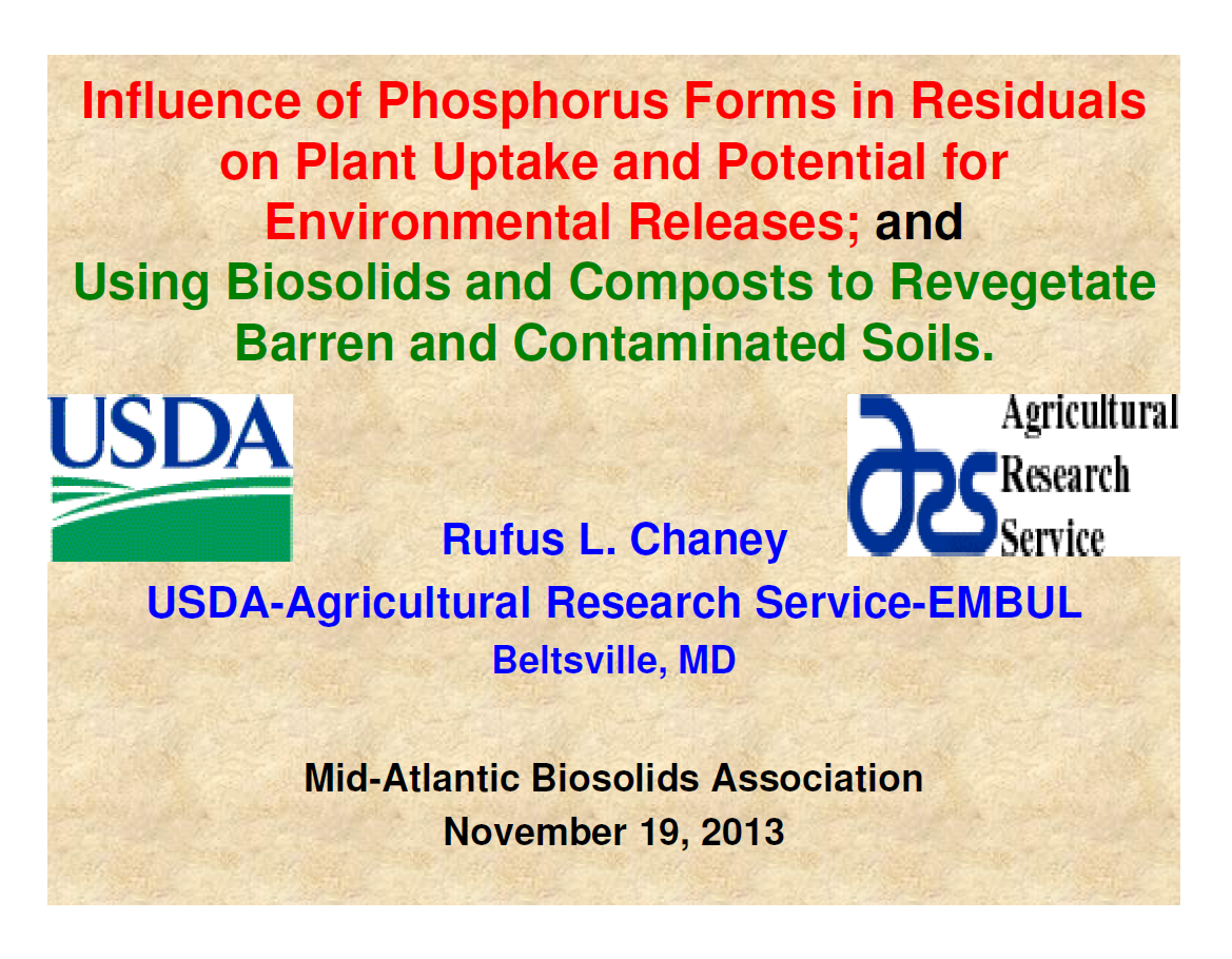 Influence of phosphorus forms in residuals to plant uptake and environmental releases.png