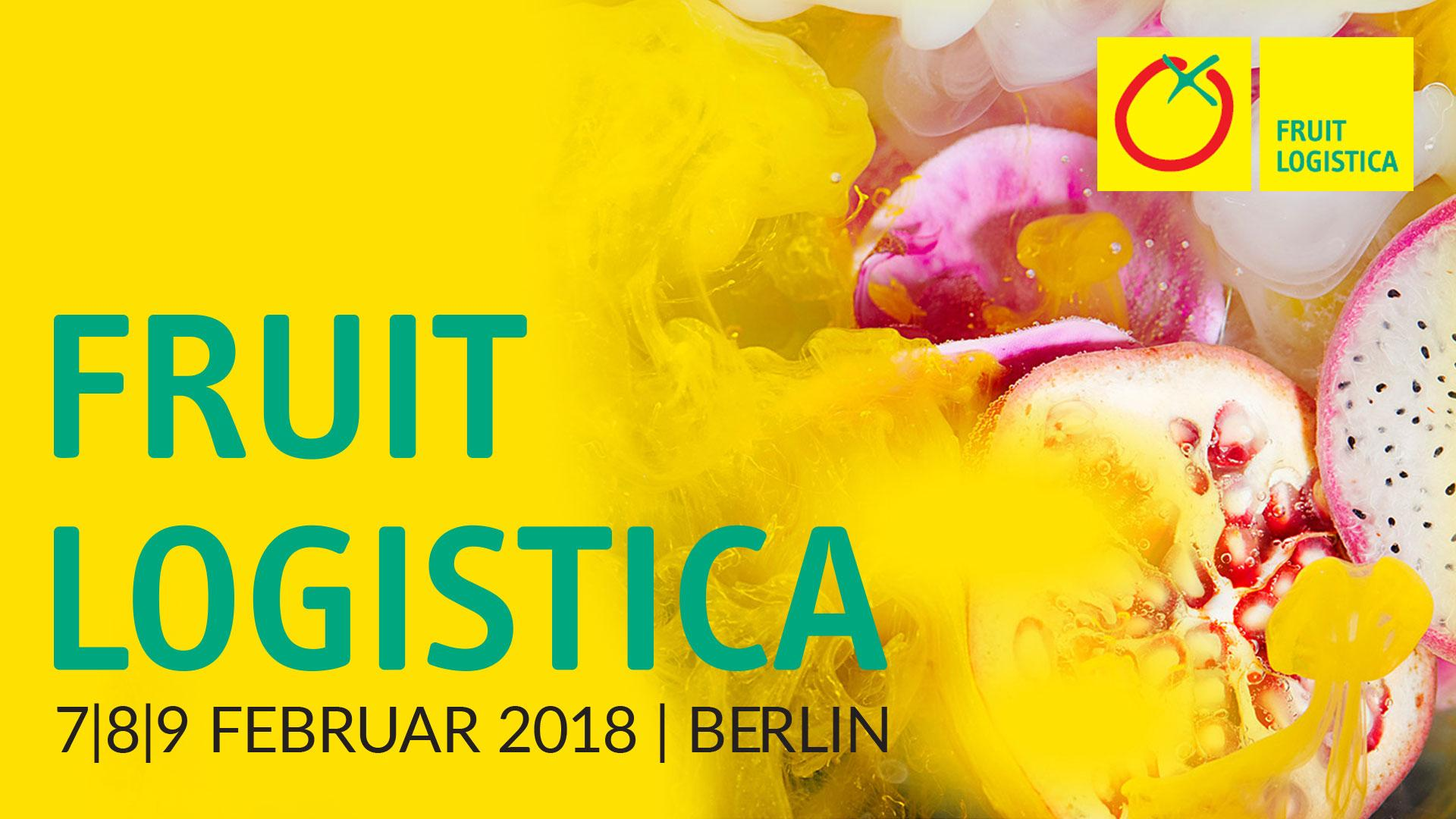 Berlin Fruit Logistica 2018 - ECUAFIELDS® will participate in the Fruit Logistica held in Berlin on 2018 from the 7-9 February 2018.3.239 exhibitors and 78.000 trade visitors attend FRUIT LOGISTICA every year to realise their full business potential within the international fresh produce trade – and to write their own success story!