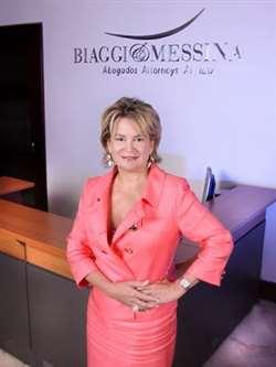 CONSEJO 2003-2005    Ana Messina    Presidente