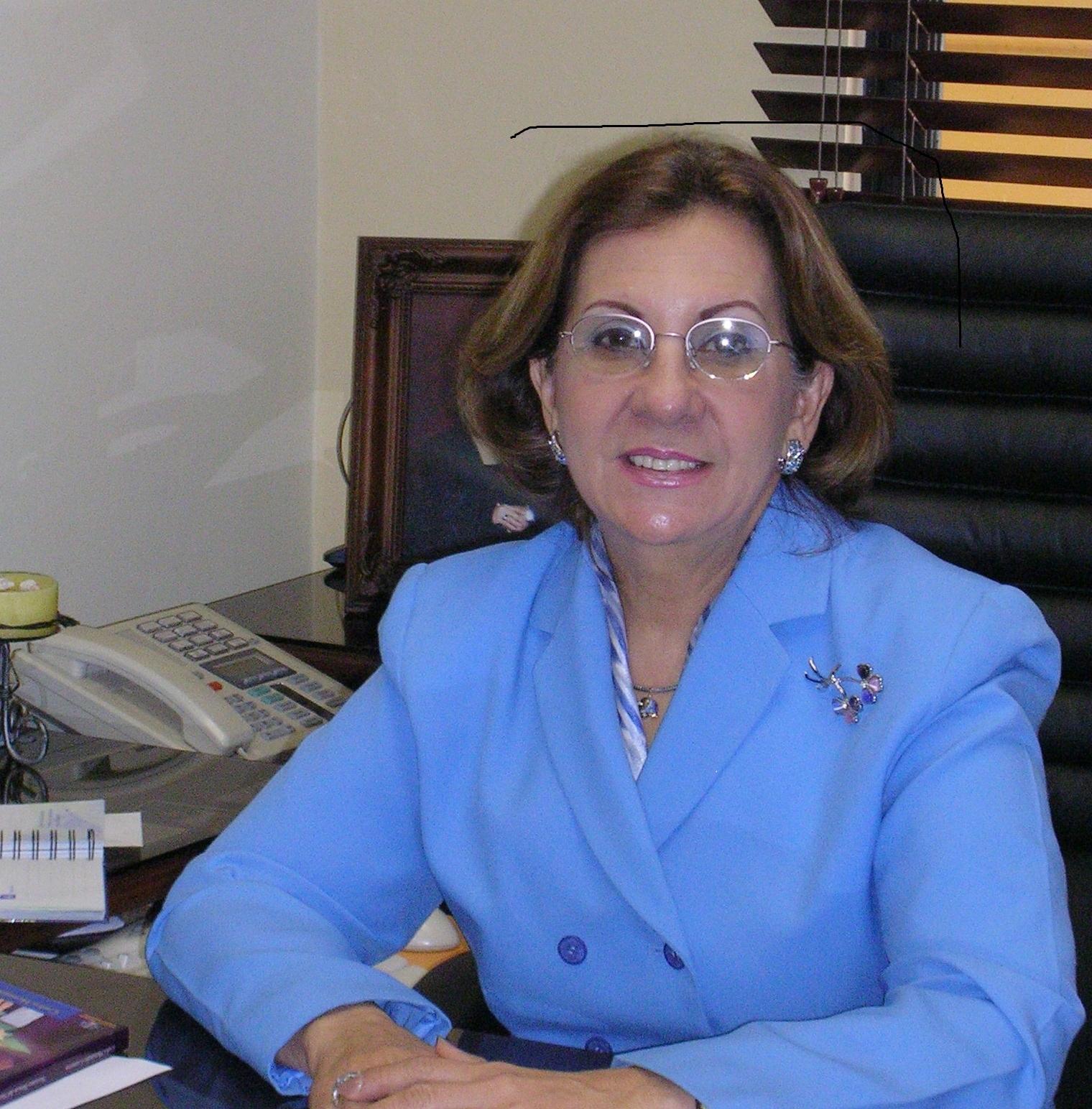 CONSEJO 2001-2003    Rosa Campillo    Presidente