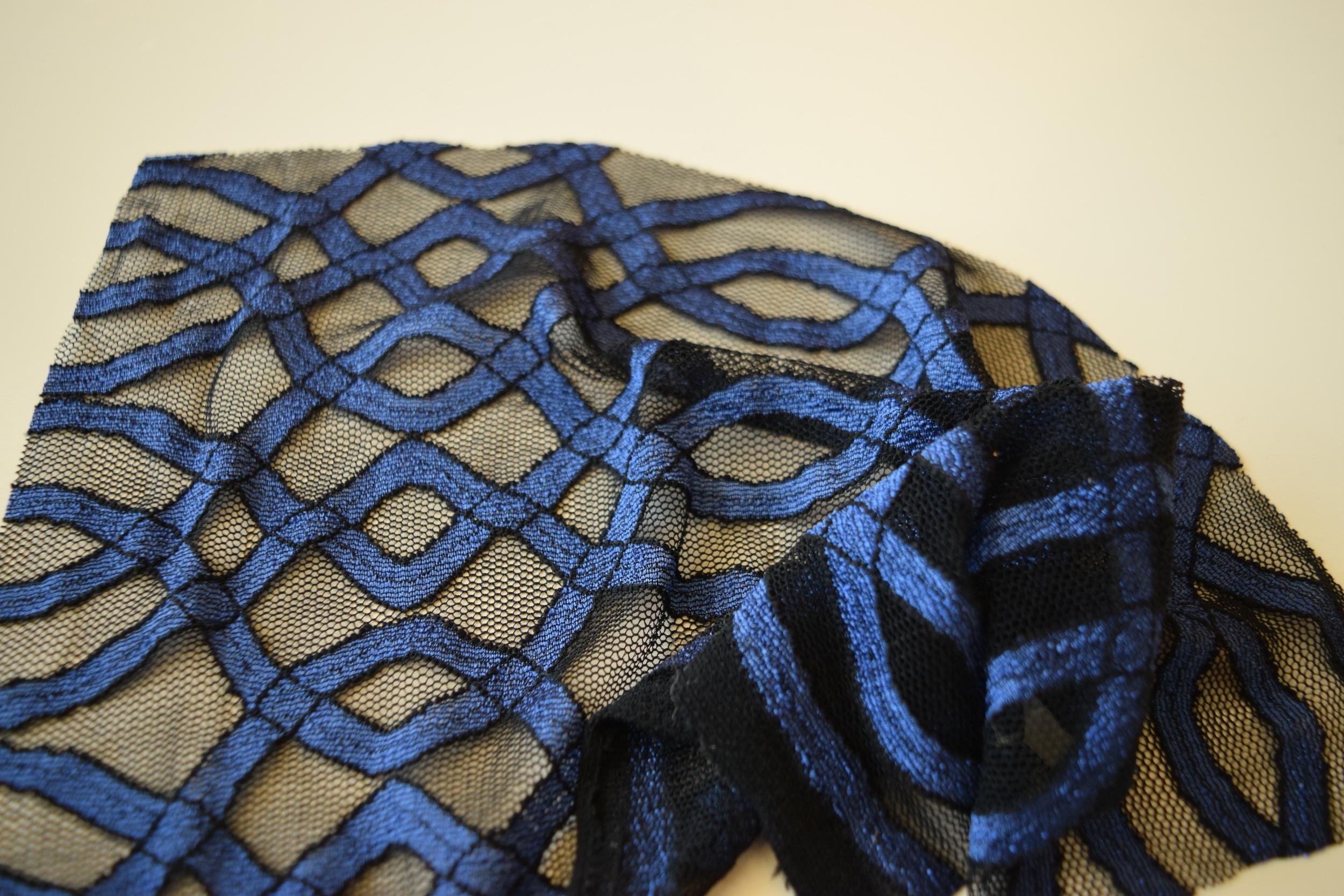 Blue Geometric