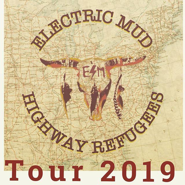 Don't miss E⚡️M on tour this summer!  7/11 San Francisco  7/12 Yreka 7/13 Klamath Falls 7/14 Brownsville  7/19 Portland 7/24 Roslyn 7/25 Manhattan 7/26 Philadelphia  7/27 Virginia Beach 7/28 Virginia Beach 7/31 Charlotte  8/1 Wilmington  8/2 Atlanta 8/3 Atlanta  8/4 New Orleans 8/5 Lafayette 8/6 Austin 8/7 San Antonio 8/8 Norman 8/9 Parker 8/11 Phoenix  8/16 San Diego #borntorocknroll #highwayrefugees