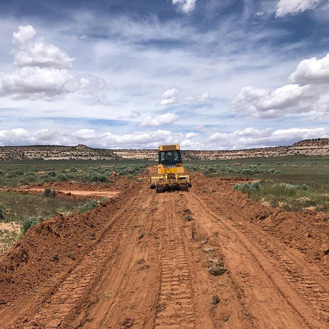 Finally moving some dirt!! We need a nice runway for that beautiful bus to carry the believers into heaven. Christ will rise again!!! Isn't that right Marie? We'll be climbing splitters in the sunshine w/ cold modelo for eternity 🙏🏼#indiancreek #churchrock #2ndcoming #christ #believeinmarie #utahgram #cultlife #tradisrad