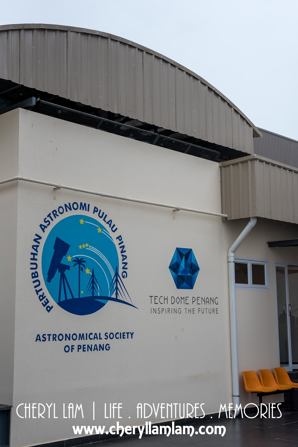 The astronomy area which is expected to be completed very soon, with powerful telescope for visitors to gaze upon celestial wonders or gain a new perspective of those twinkling lights in the night sky.