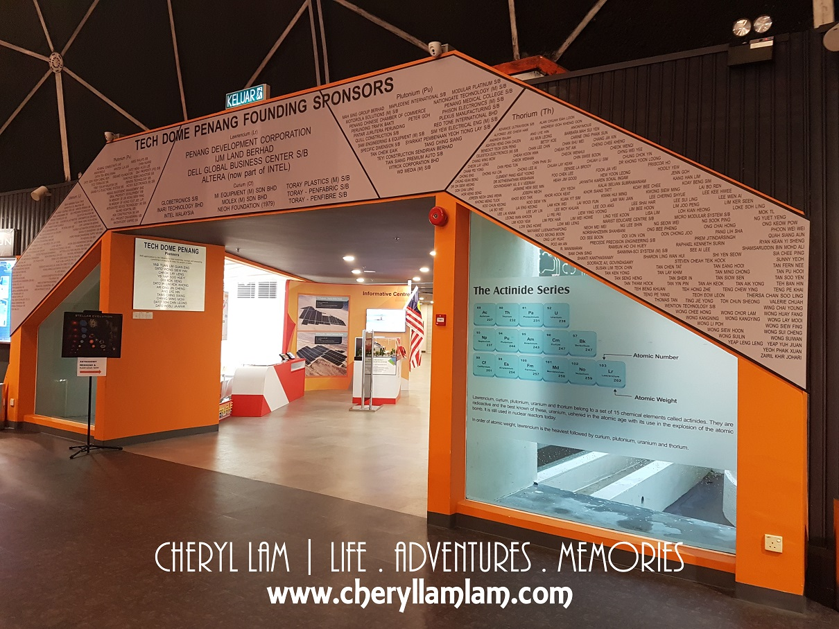 Tech Dome ~ Penang's 1st Science Discovery Centre @ Geodesic