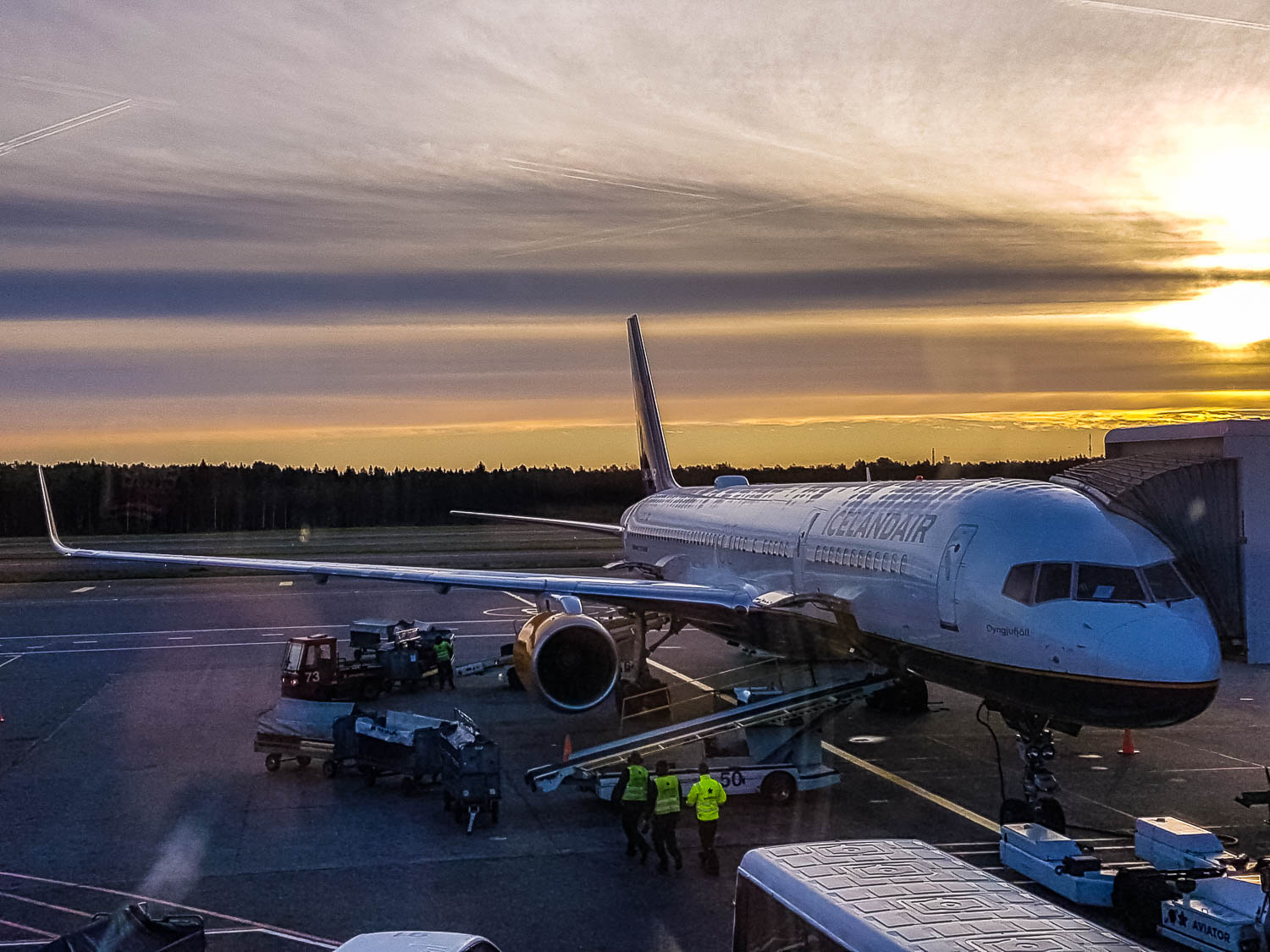 Our fleet to Iceland from Helsinki, Finland - Icelandair