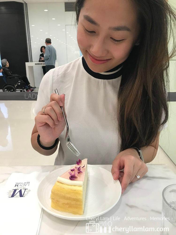 Lady M Hong Kong