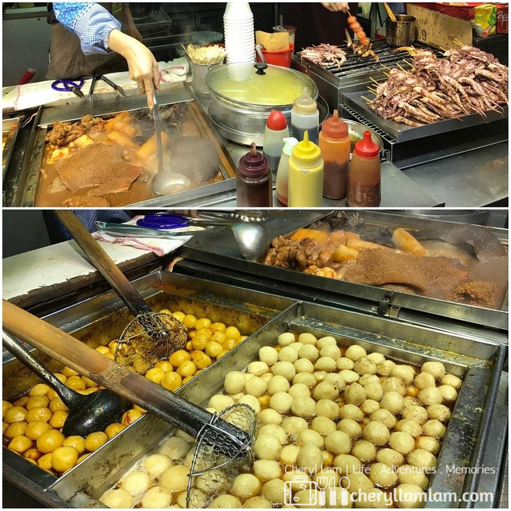 Kai Kei street food