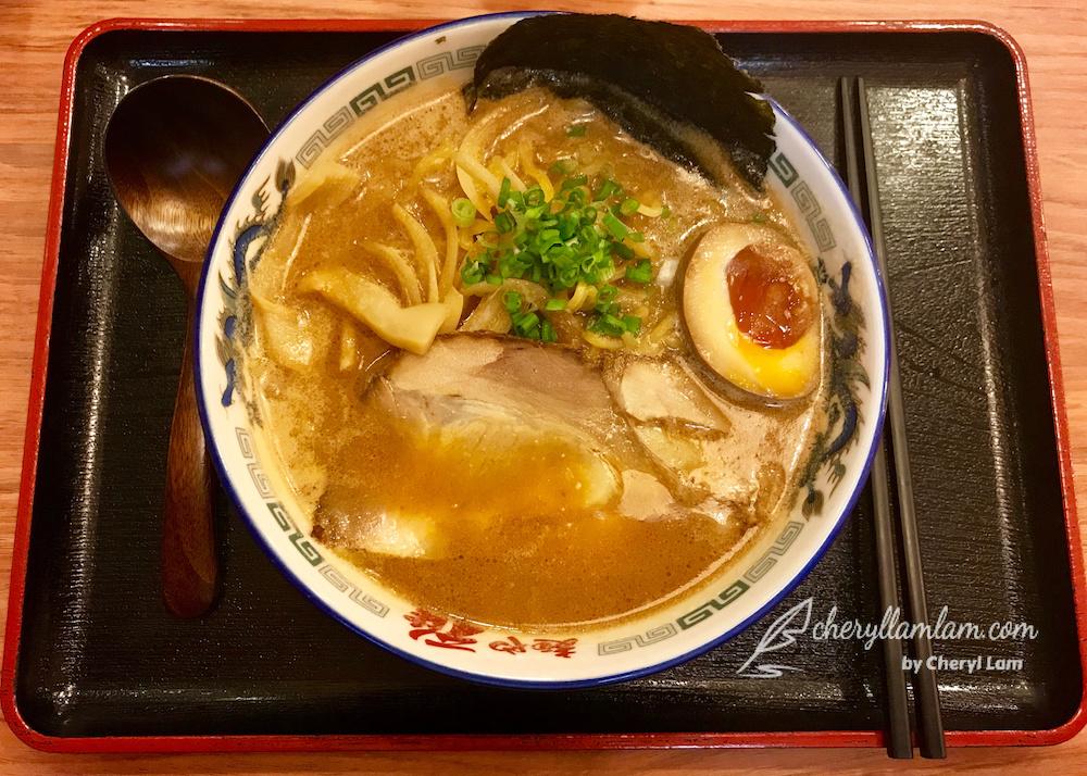 Yaki Miso Ramen : MYR 25.44 (after 6% GST)