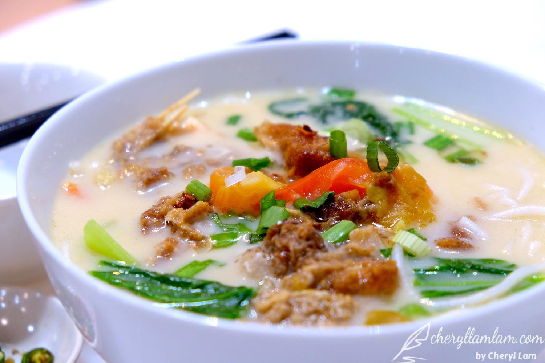 Yuan Wei Restaurant Penang fresh milk bihun soup