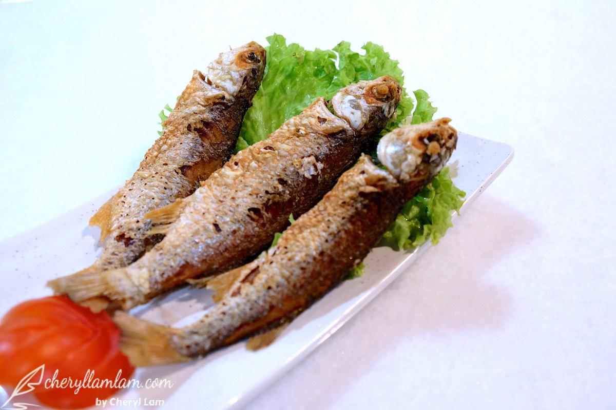 Yuan Wei Restaurant Penang fried fish