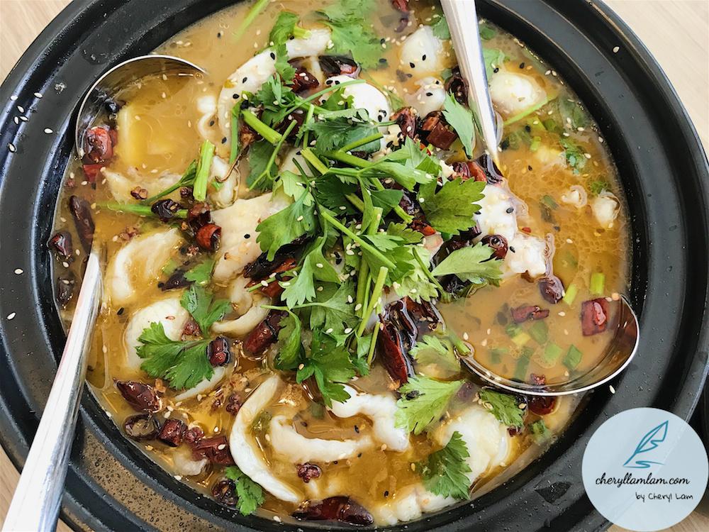Da Jie Sister Cook Chinese SiChuan Cuisine Penang