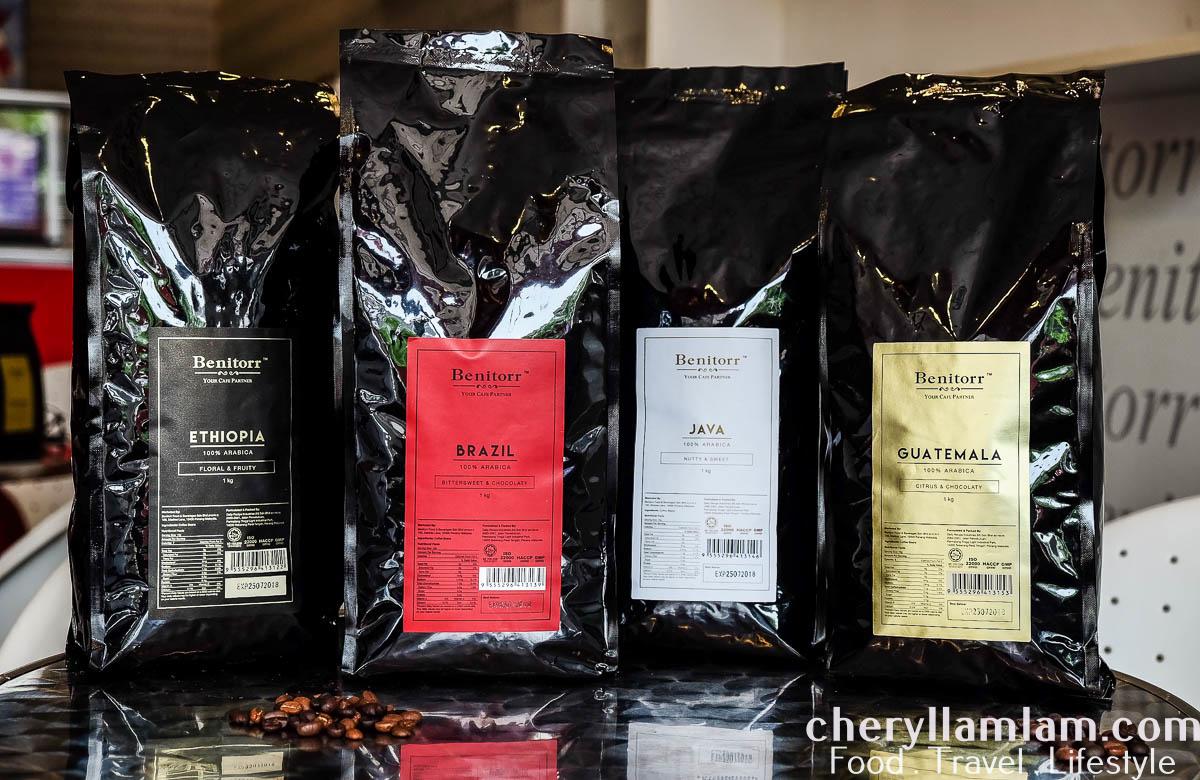 Benitorr coffee Penang