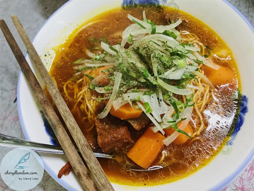 beef stew martial arts saigon bo kho