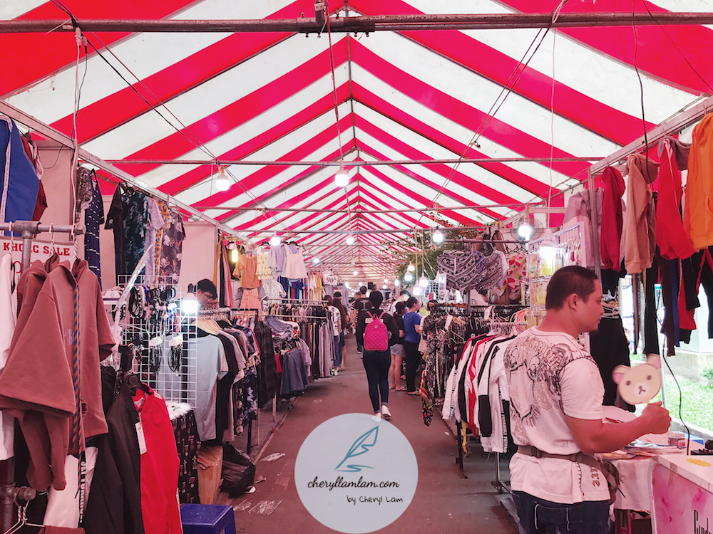weekend market saigon