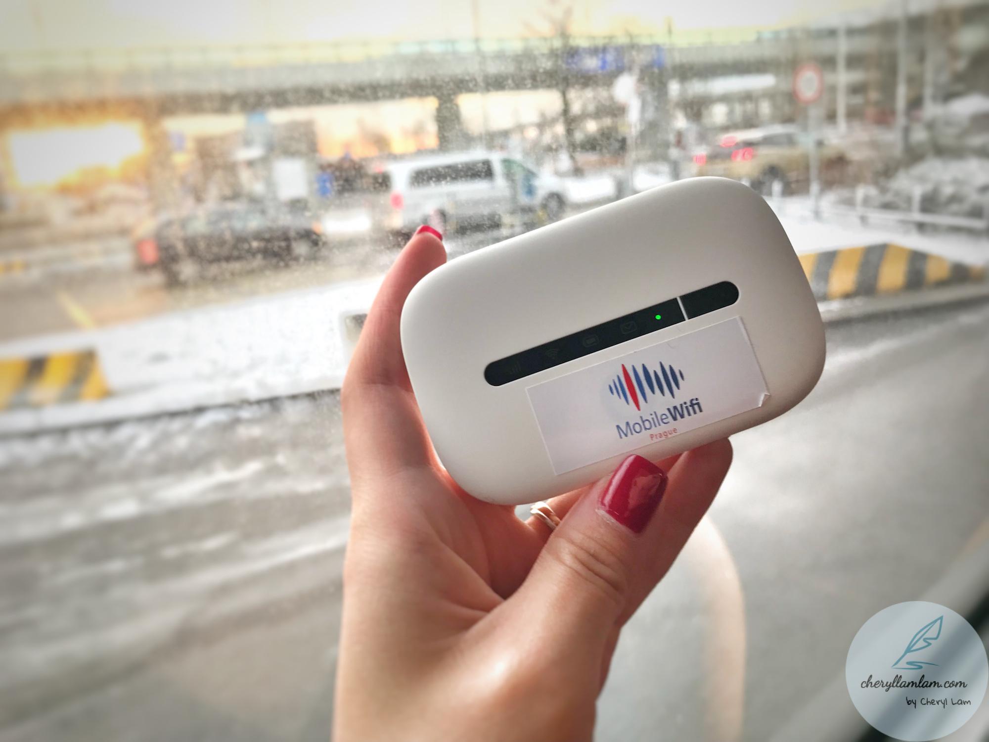 Mobile Wifi Europe