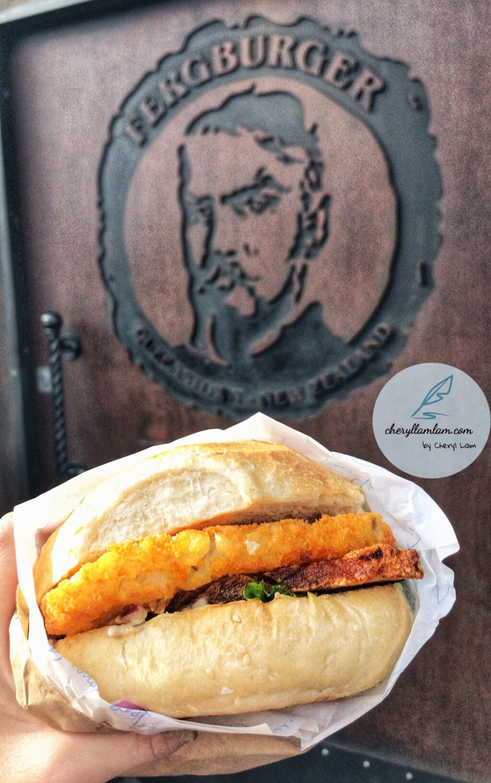 Fergburger Queenstown NZ
