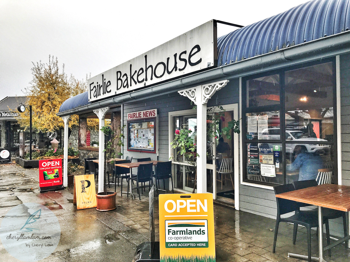 Fairlie Bakehouse New Zealand