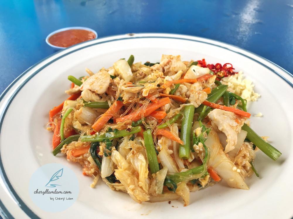 Suki - Thai style tang hoon