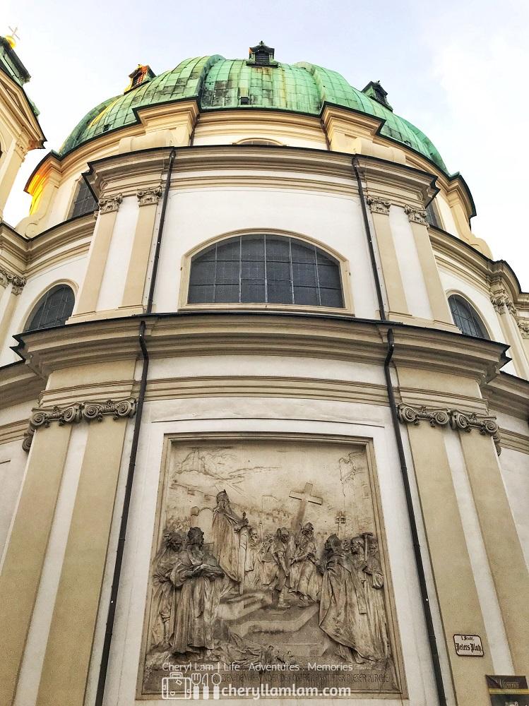 St. Peter's Church Vienna Austria