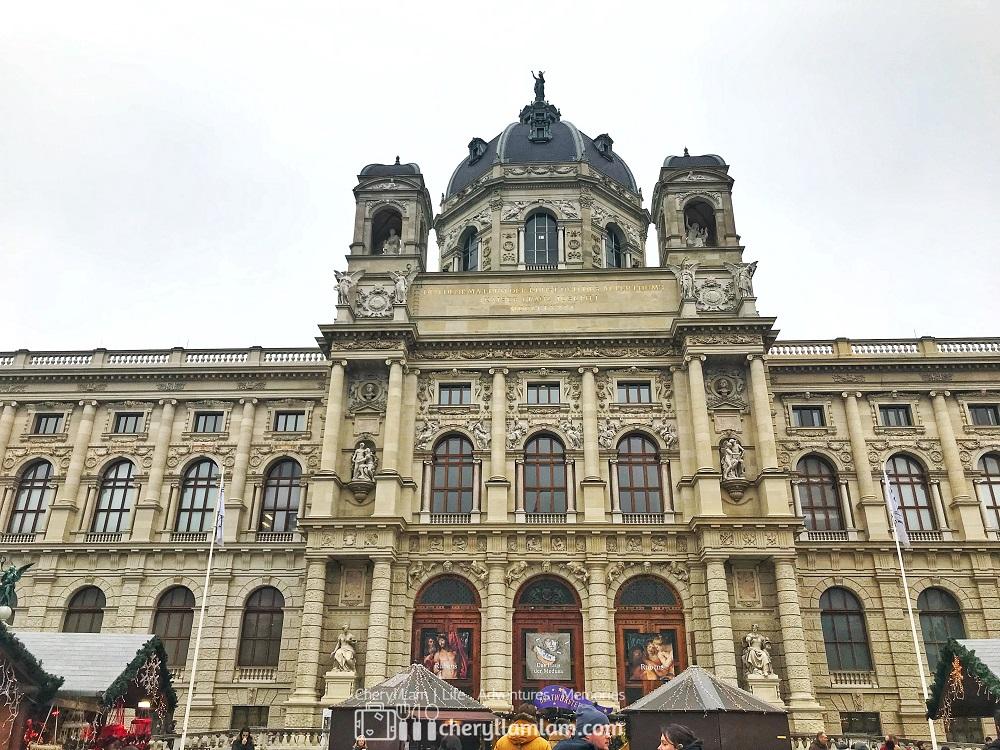Kunsthistoriches Museum Vienna Austria