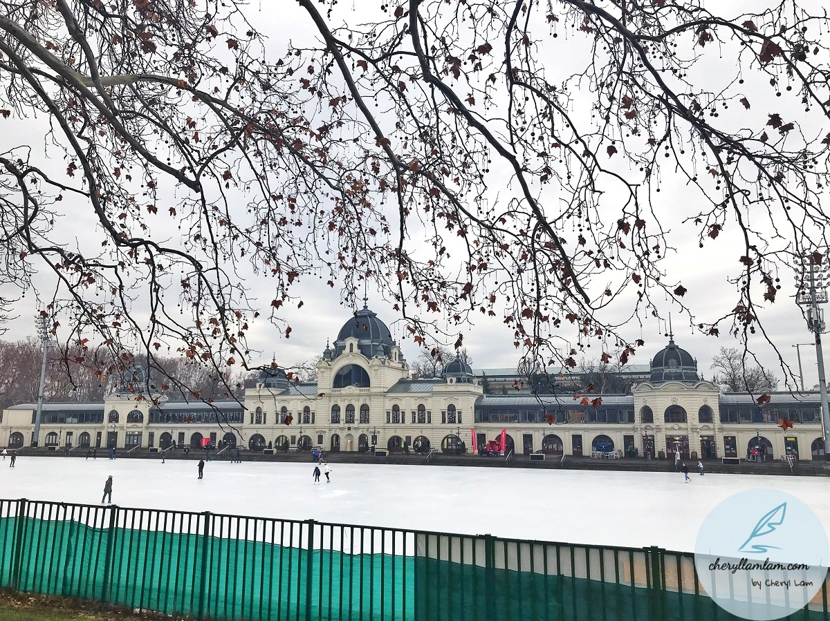 vajdahunyad city park budapest