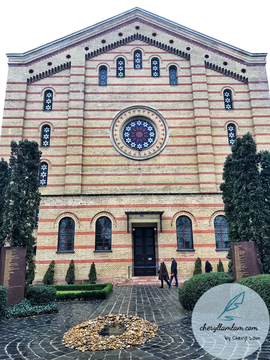 The Great Synagogue (Dohany St. Synagogue) budapest