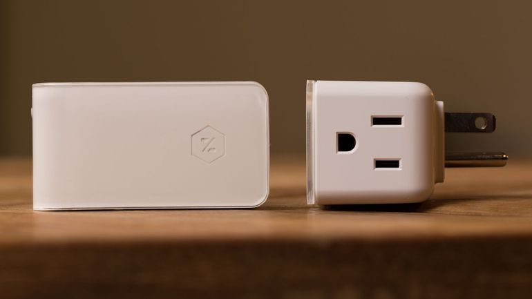 Image of the first Zuli Smart Plug