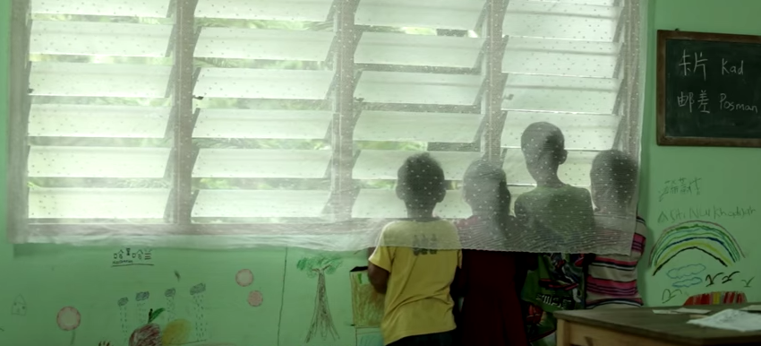 """Tham Wai Fook / Malaysia / 2016 / Malay/Mandarin / 14min   Eight students of different ethnic background are learning Mandarin at a tuition class.They are behind in their schoolwork but are learning happily with their gentle, caring teacher in a natural environment. A beautiful bond awakens a pure heart.   Director:  Tham Wai Fook is a self-taught filmmaker, started writing and directing short films in 2003 and has now produced and directed more than 10 short films. One of his short films, Xiao has recorded over 3 million views on YouTube. Wai Fook was in charge of Sense Club, a film appreciation club. Also a movie critic, he is the founder and curator of """"Beautiful Malaysia"""" short film roadshow.   Producer:  Foo Mee Teng"""
