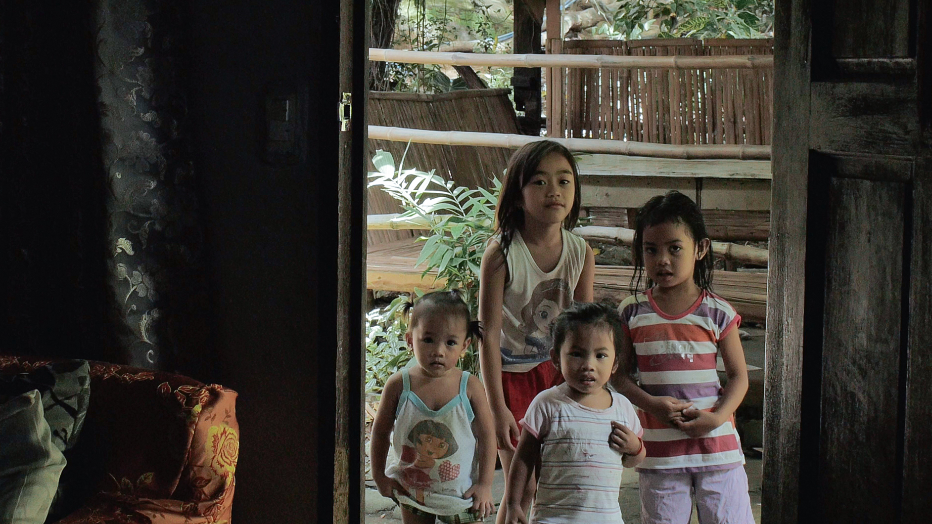 Martika Ramirez Escobar | Philippines | 2017 | Filipino | 16 mins  A meta-documentary of a former Overseas Filipino Worker in his home in Manila.