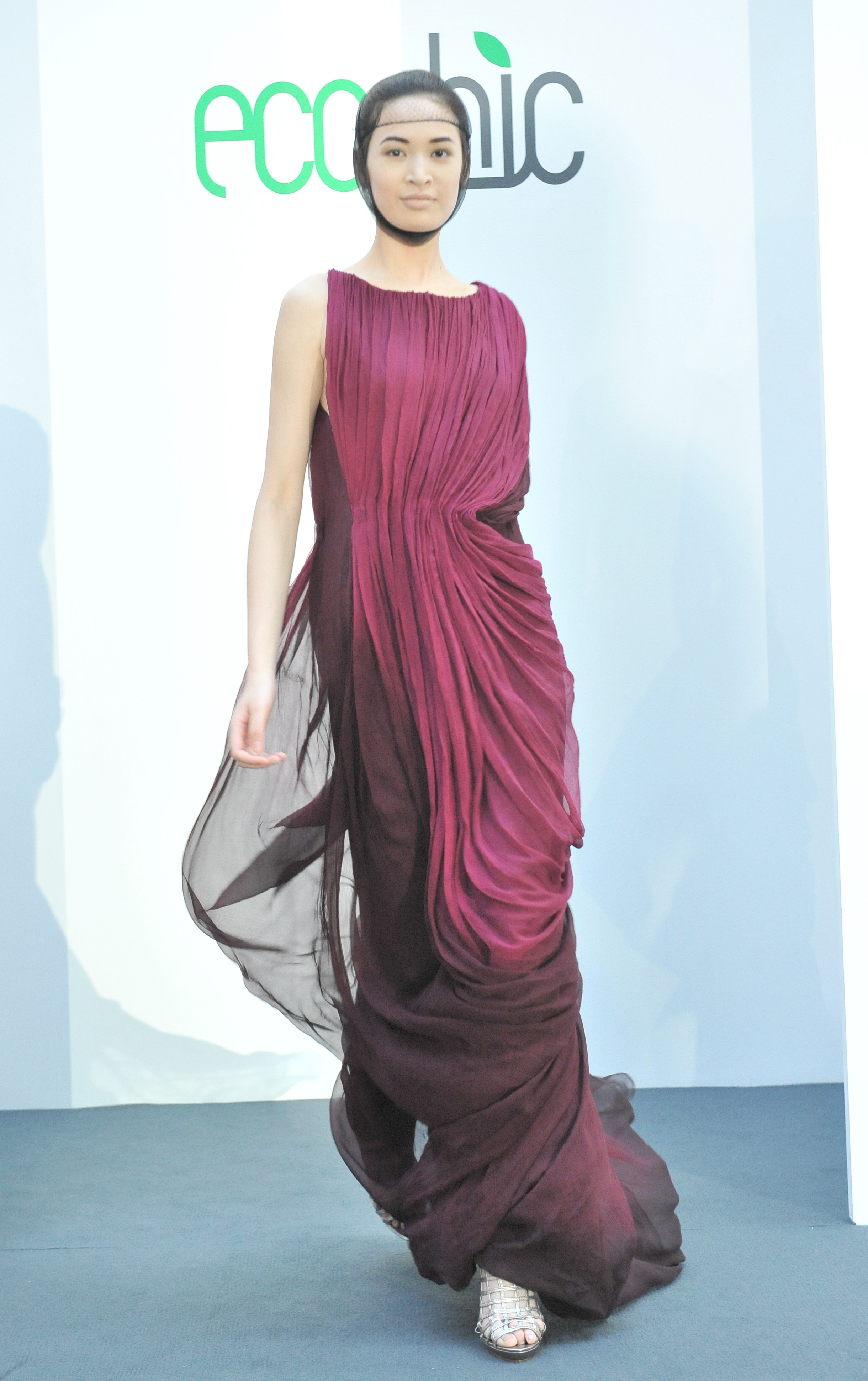 16. Leila Hafzi red nepalese silk chiffon gown (azo-free dyes and fairly produced) .jpg