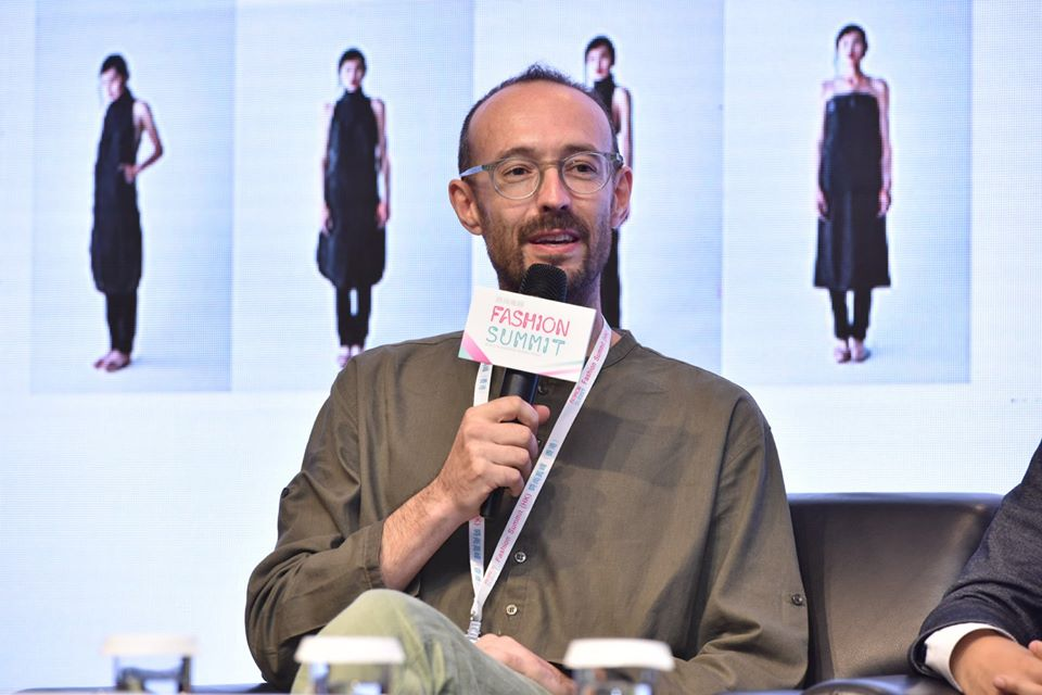 Hans Martin Galliker, Co-founder, NEEMIC and Beijing Fashion Collective