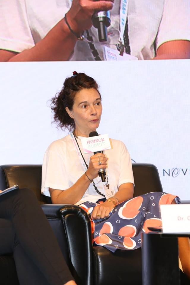 Orsola de Castro, Fashion Designer, Co-founder of Estethica and Co-founder of Fashion Revolution