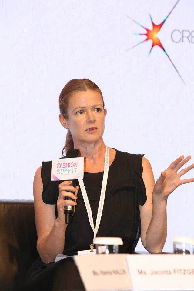 Jacinta FitzGerald, Chief Operating Officer, Project JUST
