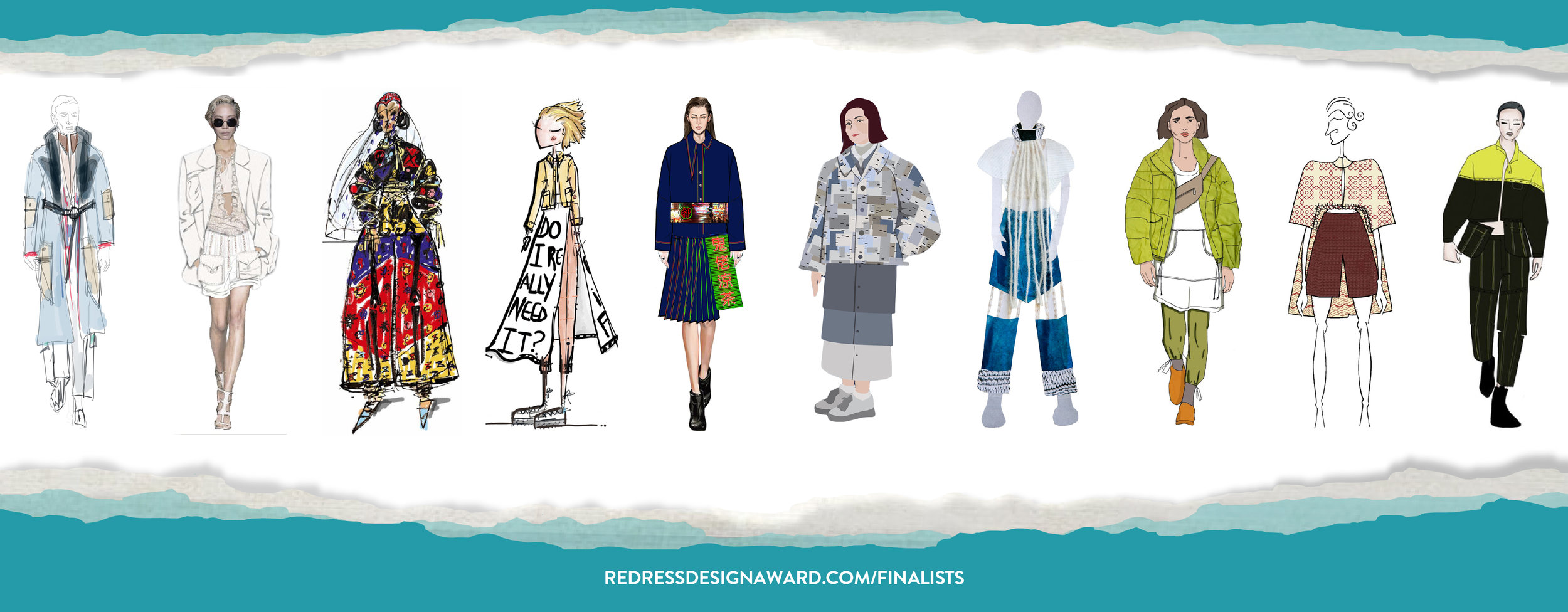 REDRESS DESIGN AWARD 2019 FINALISTS ANNOUNCED!