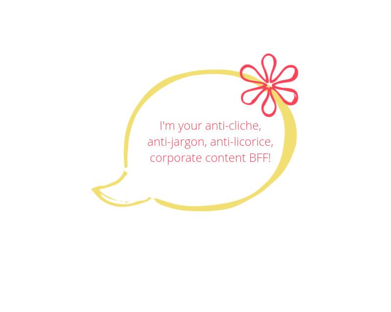 Craft My Content - anti-jargon corporate writer