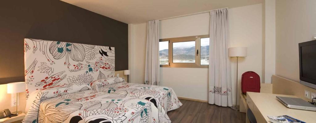 HABITACION DOBLE ESTANDAR - Habitaciones confortables y con todos los servicios: