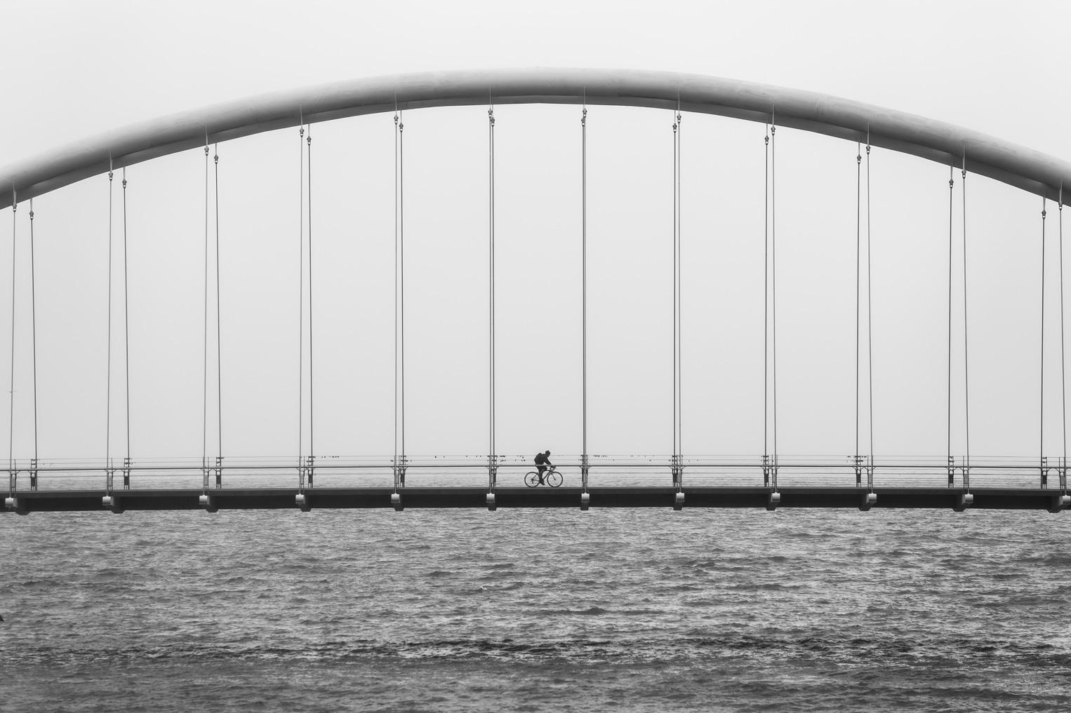 future planning thinking ahead planning ahead bridge bike uncertainty