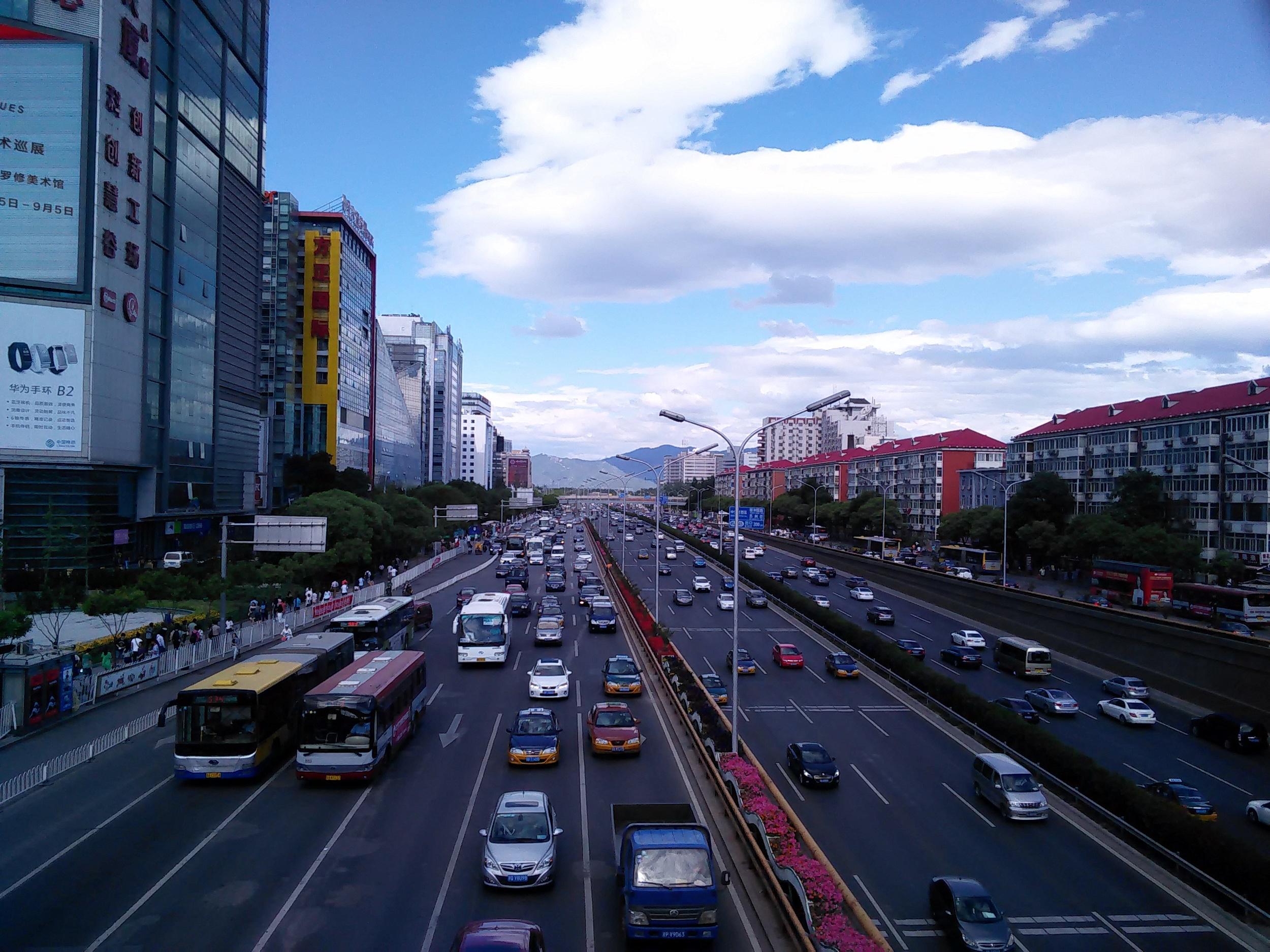 4th Ring Road, Beijing