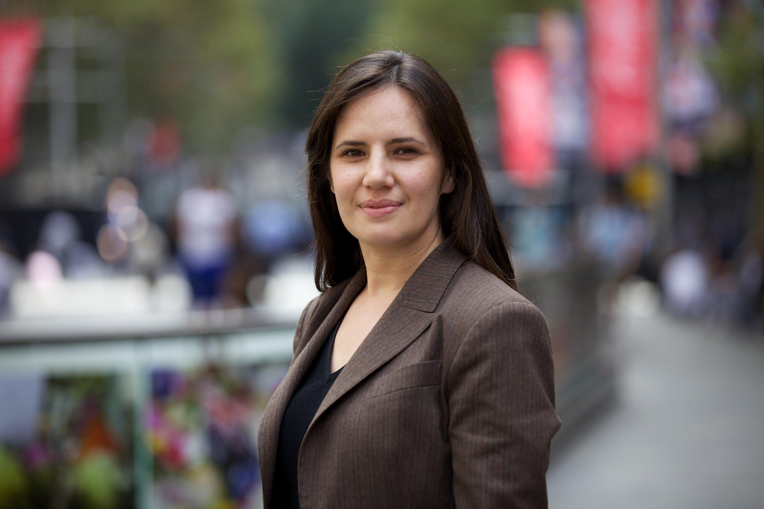 Cholena Orr, DIRECTOR pac executive coaching