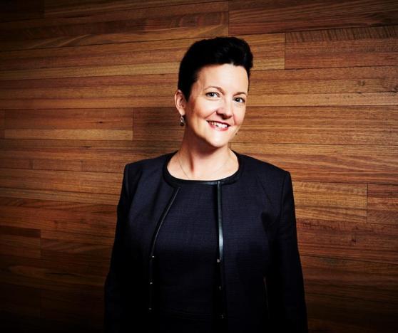 Brooke Miller, Vice President Sales and marketing BP Australia