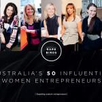 'The mentor List - RARE BIRDS - Australia's 50 Influential wome entrepreneurs