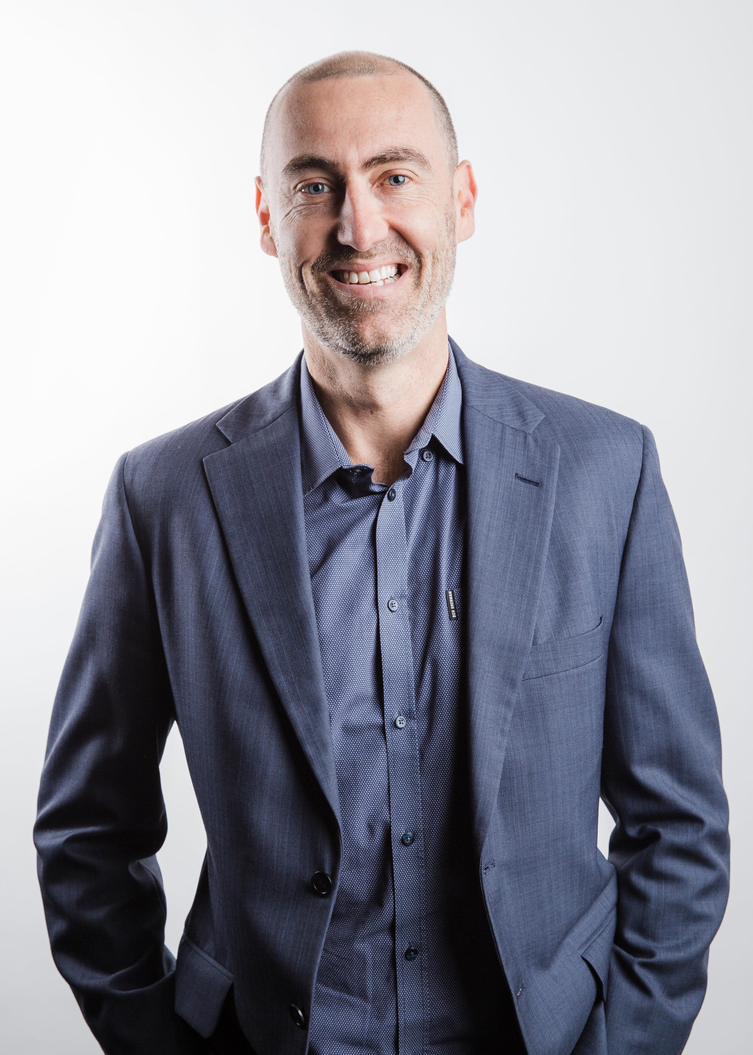 David Johnston – Founder and Managing Director