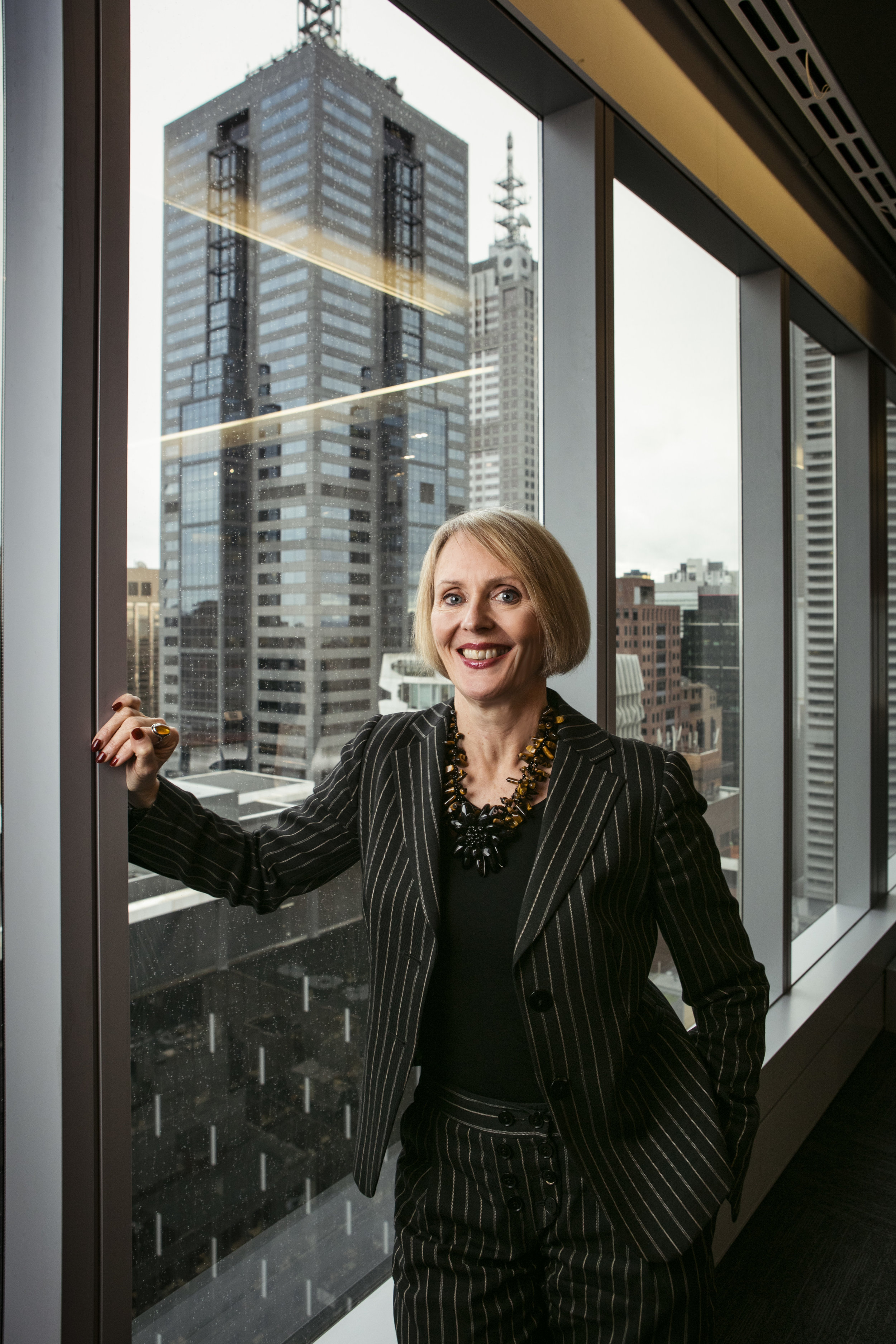 Chief Executive Officer at Committee for Melbourne