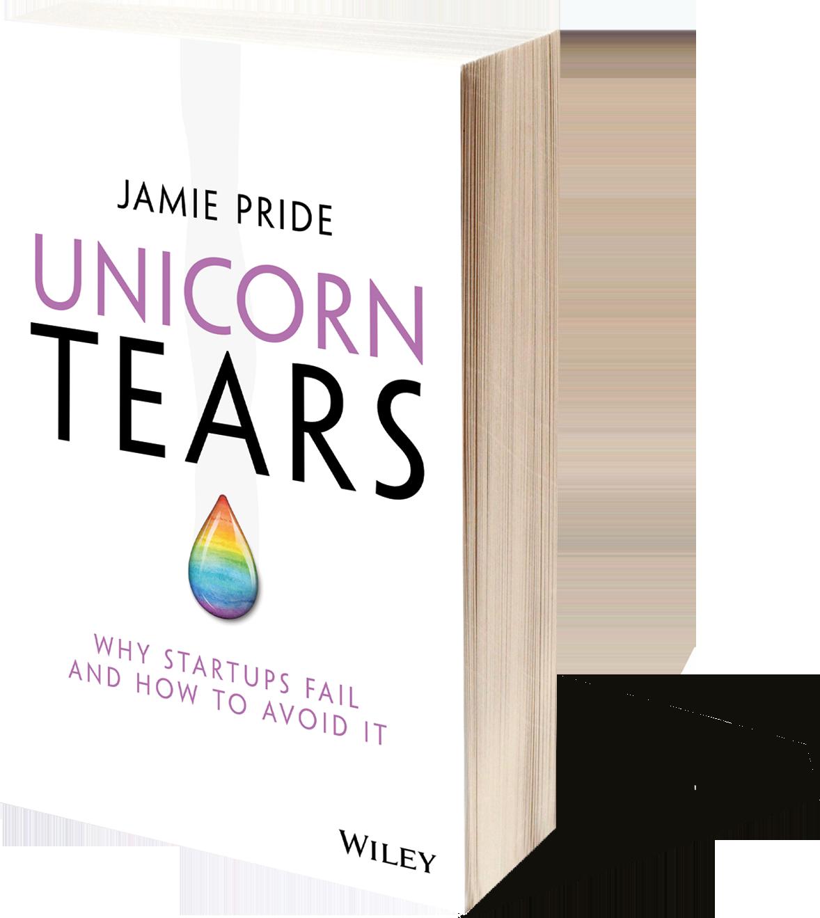 3D-render Unicorn Tears by Jamie Pride WILEY