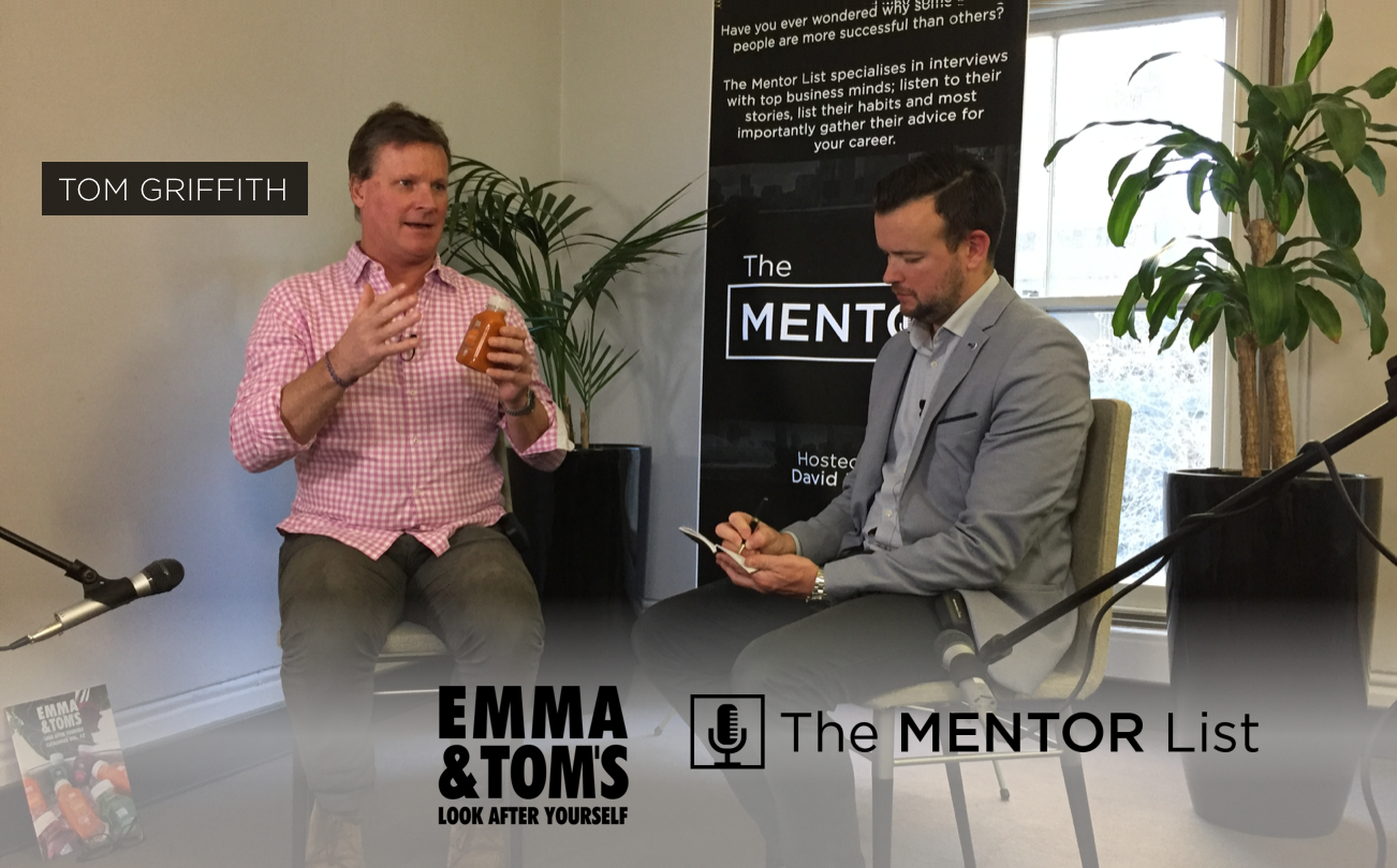 The Mentor List with Tom Griffith Promo 1.png