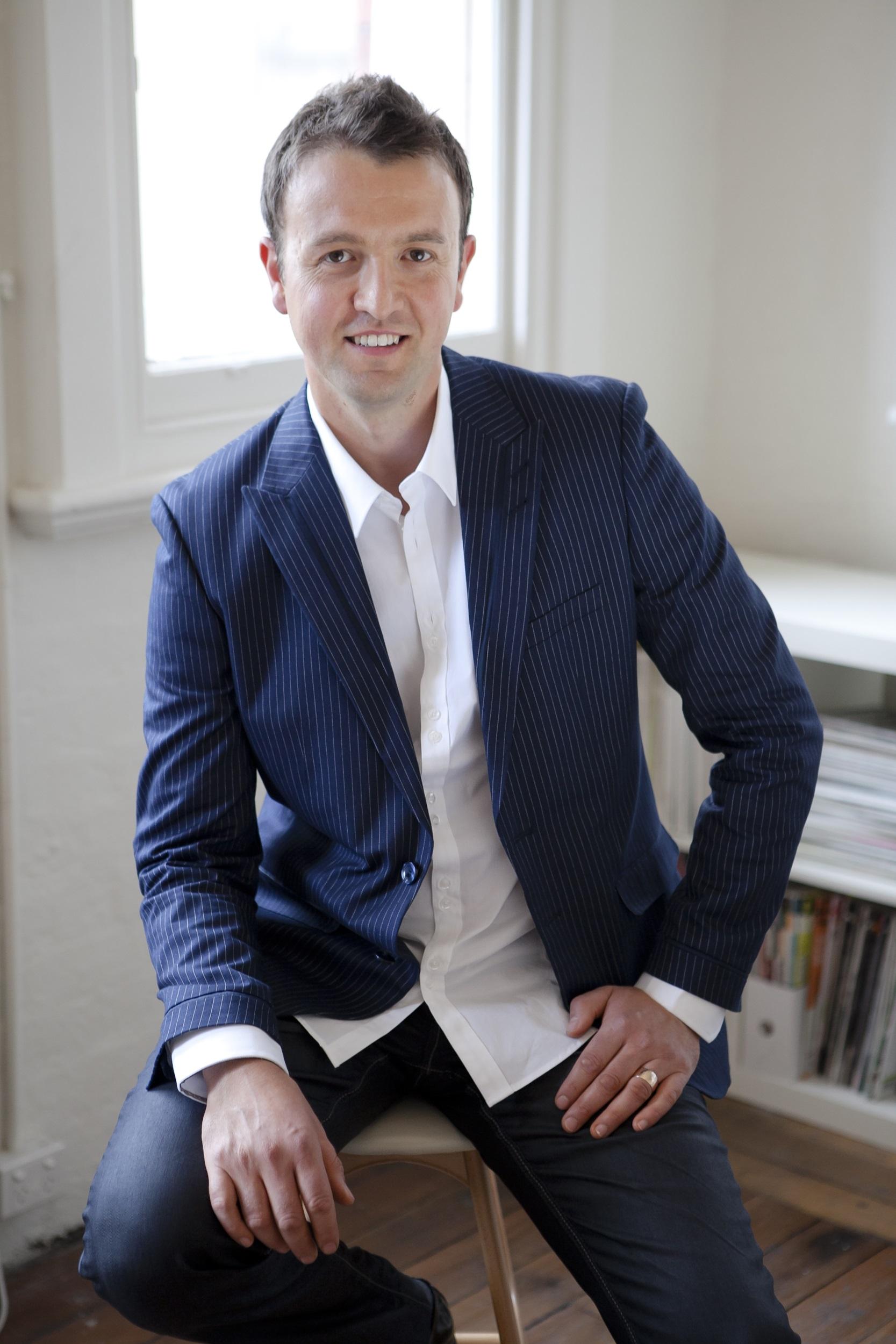 Federico Re, Entrepreneurship Coach / Freelance Writer / Journalist