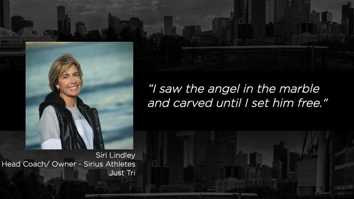 Siri Lindley - Head Coach/Owner